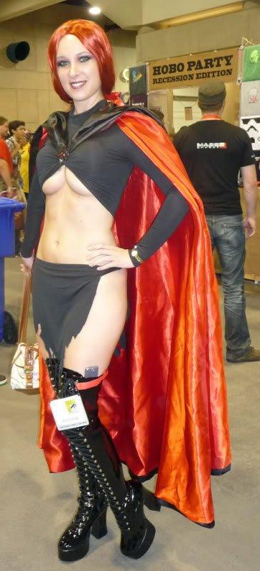 3758615798 8e39a9f592 b Os melhores cosplays femininos do mundo