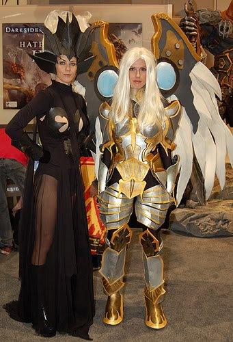 3765543295 a9987a6dbf Os melhores cosplays femininos do mundo