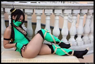 Jade cosplay Os melhores cosplays femininos do mundo
