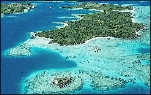 Turtle Island default Dez ilhas interessantes