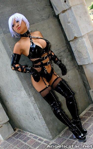 christie10 Os melhores cosplays femininos do mundo