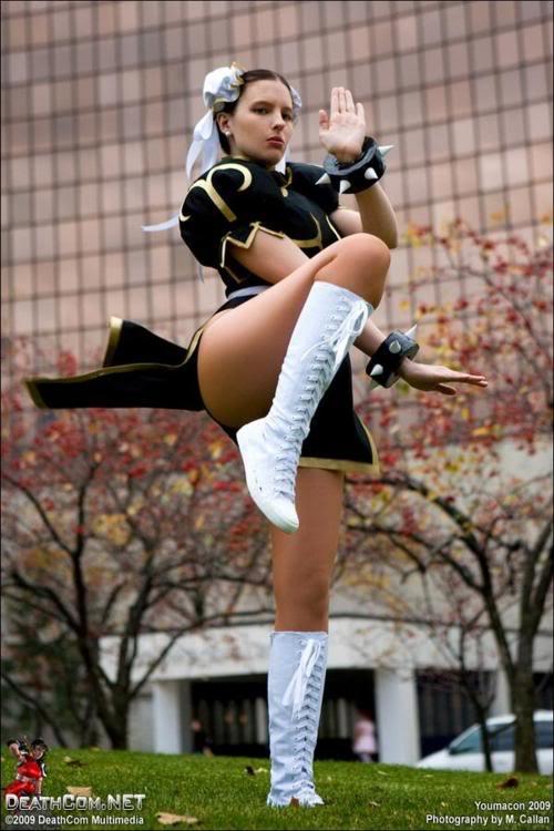 cosplaystreetfighter 02 Os melhores cosplays femininos do mundo