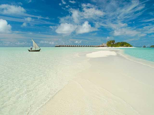 extended beach Dez ilhas interessantes