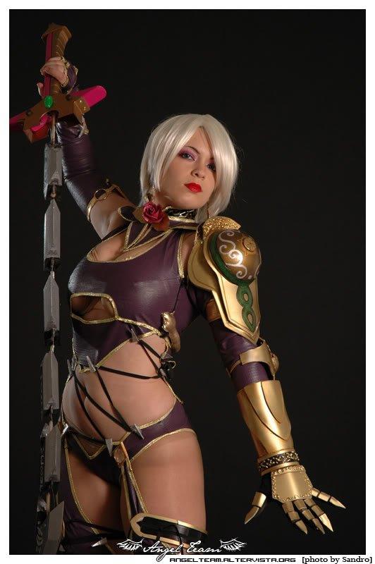 ivy10mb6 Os melhores cosplays femininos do mundo
