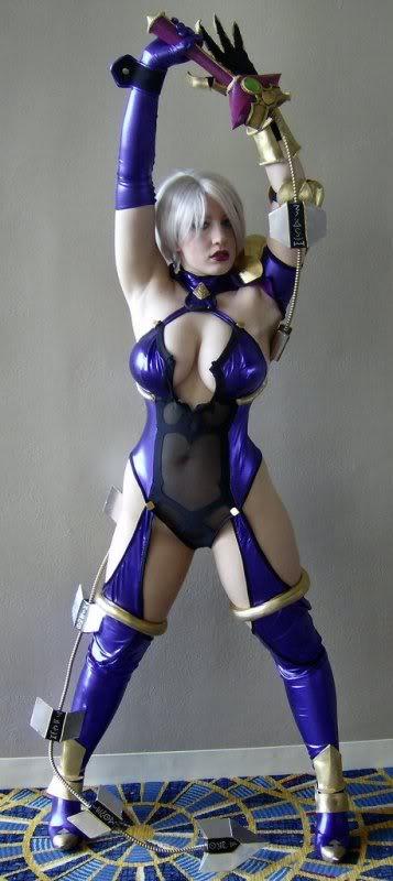 ivy cosplay 02 Os melhores cosplays femininos do mundo