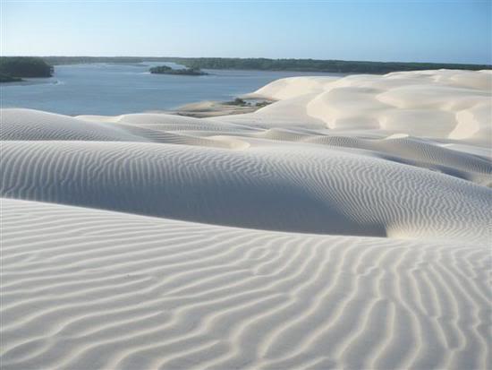 leniis Dez ilhas interessantes