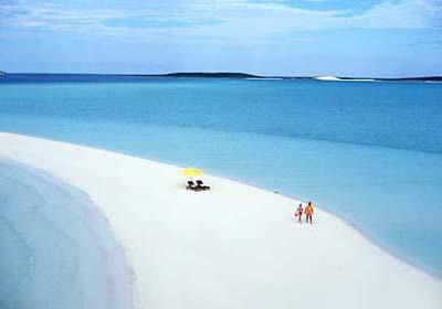 musha cay bahamas private island Dez ilhas interessantes