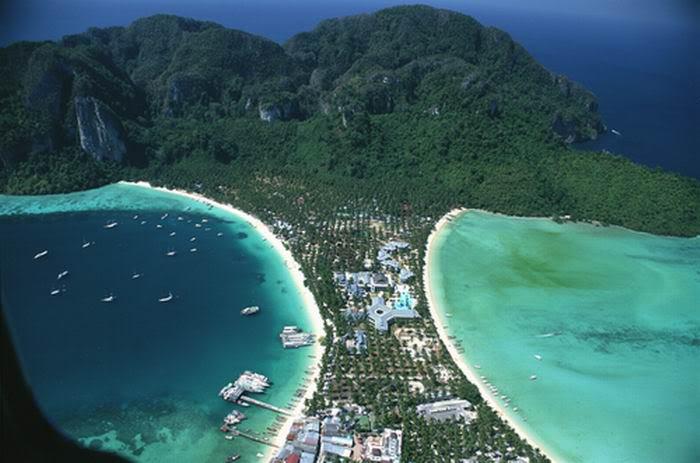 phiphi3 Dez ilhas interessantes