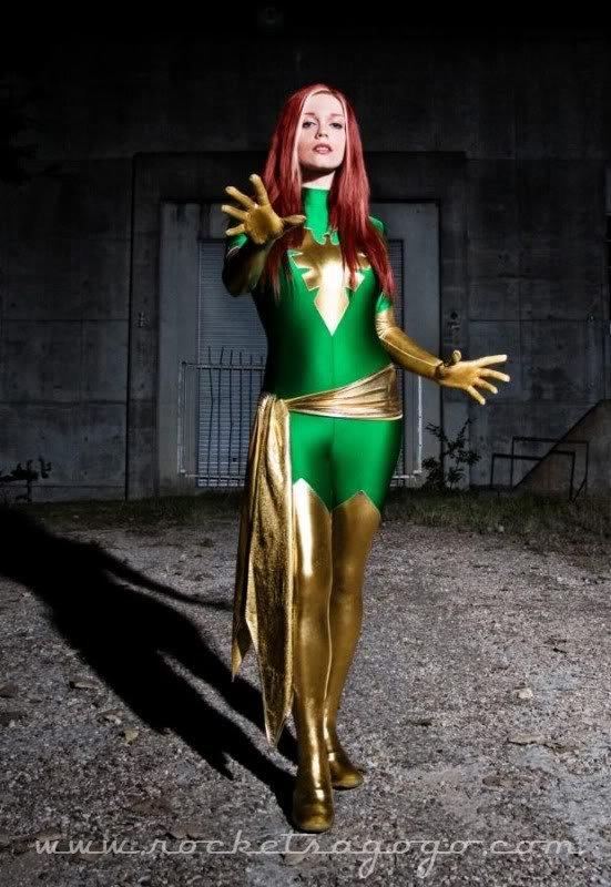 phoenix1 Os melhores cosplays femininos do mundo