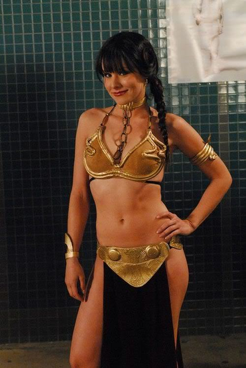 princess leia cosplays 011 Os melhores cosplays femininos do mundo