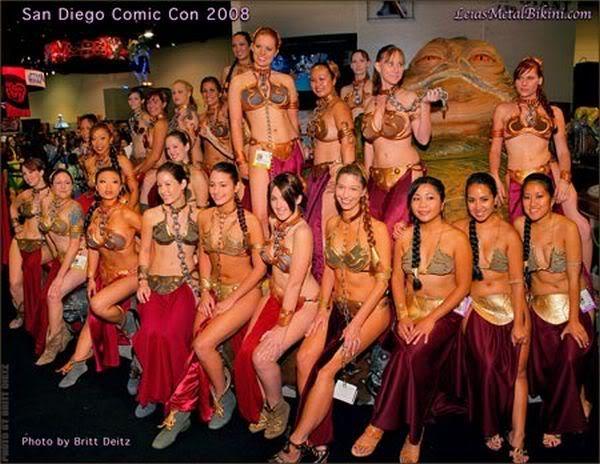 princess leia cosplays 271 Os melhores cosplays femininos do mundo