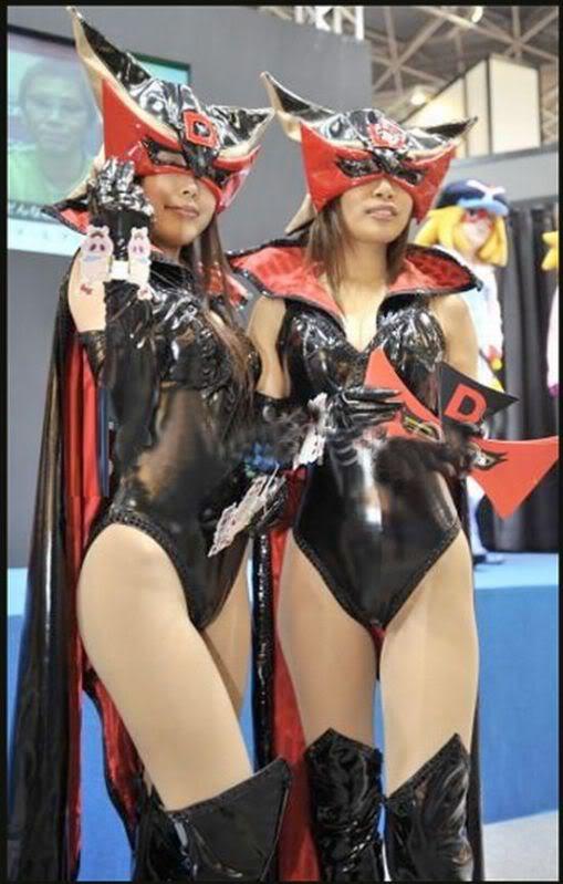 sexy cosplay girls 005 Os melhores cosplays femininos do mundo