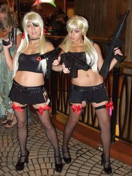 sexy cosplay girls 041 Os melhores cosplays femininos do mundo