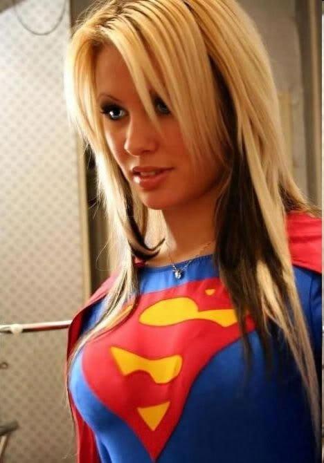 supergirl cosplay Os melhores cosplays femininos do mundo