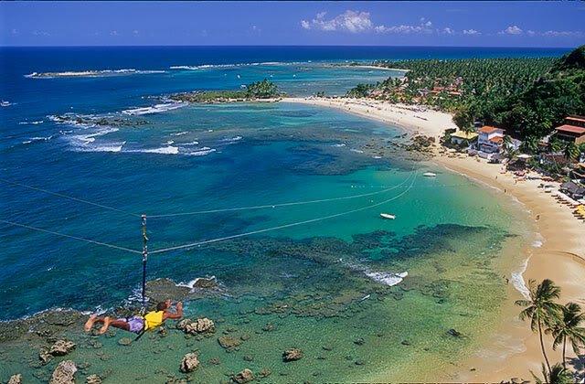tirolezaemmorrodesaopaulo Dez ilhas interessantes