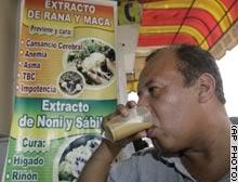 frog ap Top 10 das comidas mais nojentas do mundo