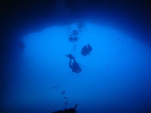 BlueHole O grande buraco azul