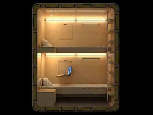 Sleepbox41 Caixas de dormir?