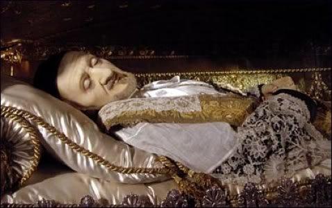 depaul4 tm Encontrado o prego que prendeu Jesus Cristo na cruz?