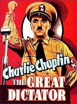 greatdictator2 Os melhores filmes da Segunda Guerra mundial