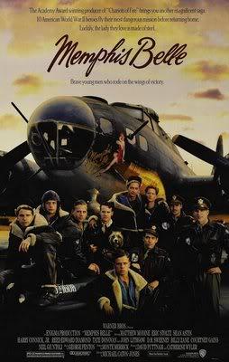 memphis belle Os melhores filmes da Segunda Guerra mundial