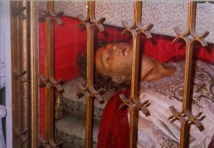silvan1 tm Encontrado o prego que prendeu Jesus Cristo na cruz?