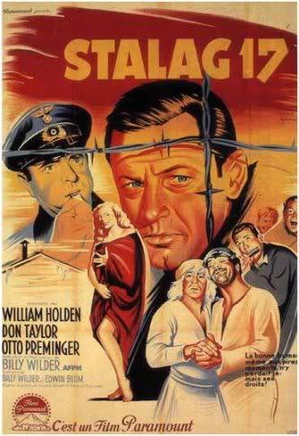 stalag 17 poster frances Os melhores filmes da Segunda Guerra mundial