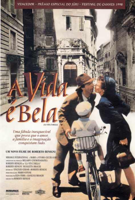 vida e bela 01 Os melhores filmes da Segunda Guerra mundial