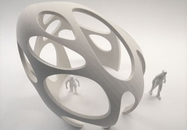 02 model Prototipagem rápida em breve chegará a Arquitetura