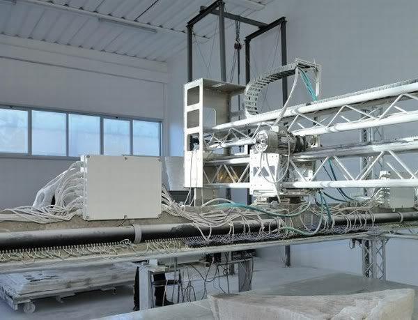 3d priter1 Prototipagem rápida em breve chegará a Arquitetura