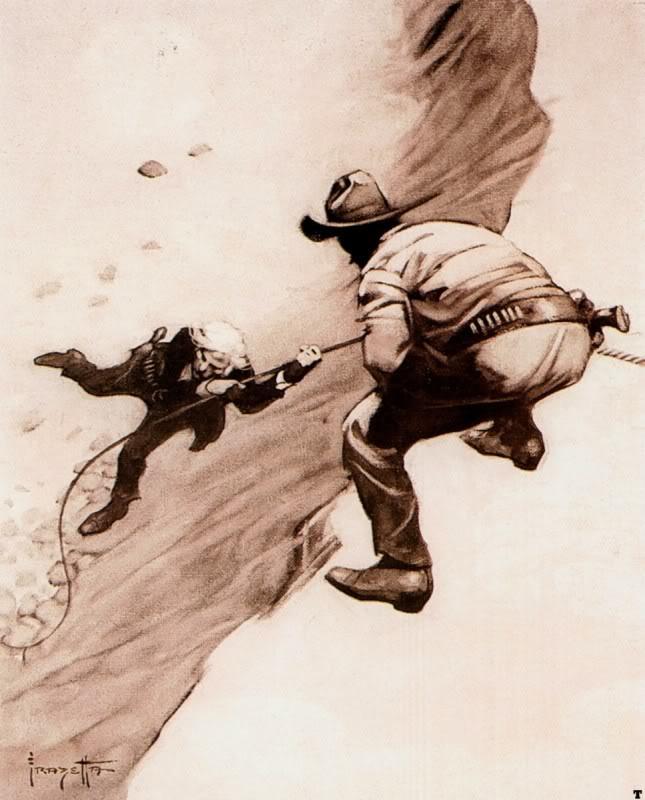 frank frazetta trials of judas wile 20 grandes ilustrações do Frank Frazetta