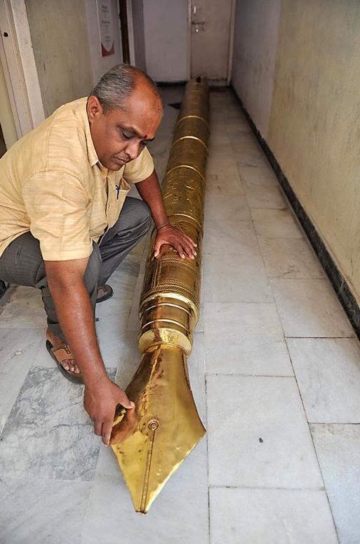 GiantPen India 1 Mundo gigante   Um apanhado de coisas gigantes da web