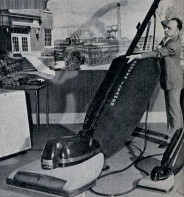 giant vacuum cleaner Mundo gigante   Um apanhado de coisas gigantes da web