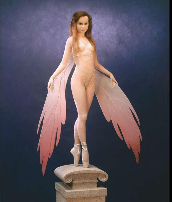 Realistic Sculptures05 Esculturas realistas de Lisa Lichtenfels