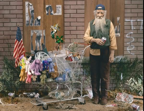 Realistic Sculptures26 Esculturas realistas de Lisa Lichtenfels