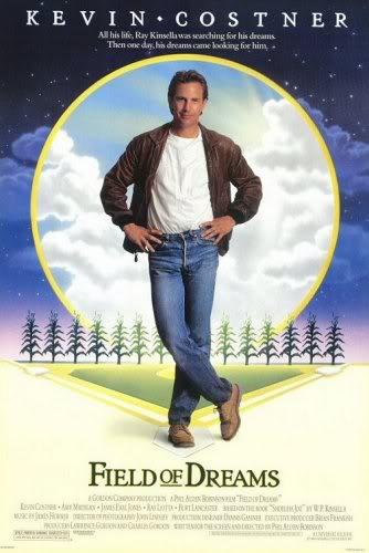 campo dos sonhos poster01 1 Os melhores filmes dos anos 80   parte2