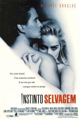 instinto selvagem poster02 Os melhores filmes dos anos 80   parte2