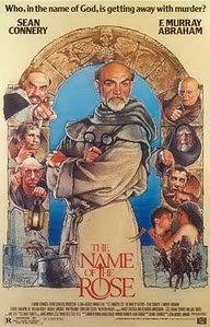 nome da rosa poster01 Os melhores filmes dos anos 80   parte2