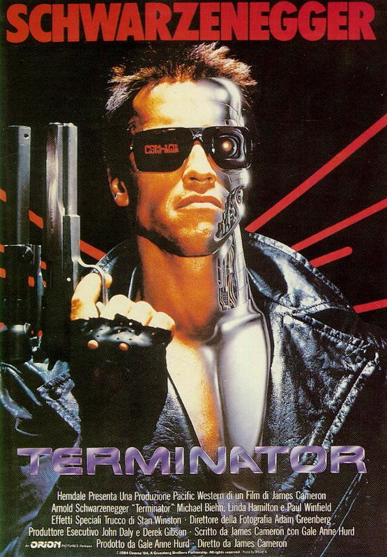 the terminator terminator 297809 555 800 Os melhores filmes dos anos 80   parte2