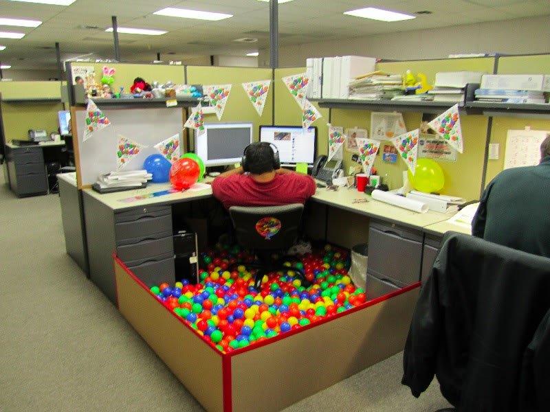 Office Pranks Pegadinhas de escritório