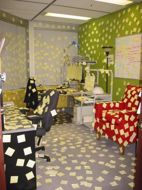 image001postit Pegadinhas de escritório