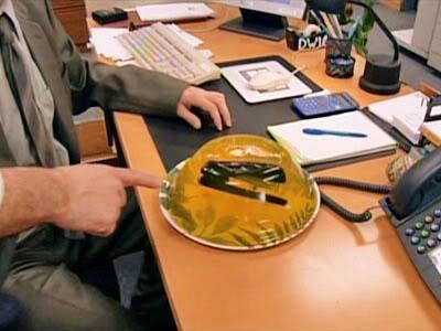office prank 10 Pegadinhas de escritório