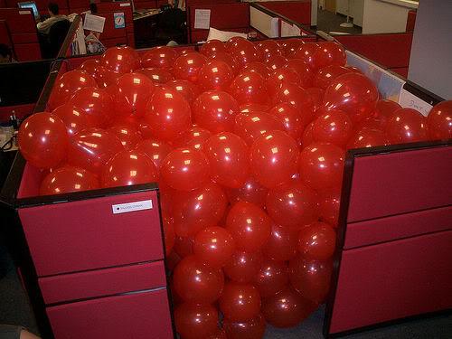 office prank 14 Pegadinhas de escritório