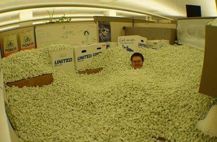 office pranks 03 Pegadinhas de escritório