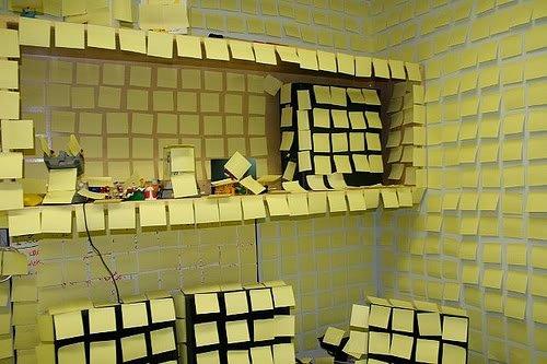 office pranks 17 Pegadinhas de escritório