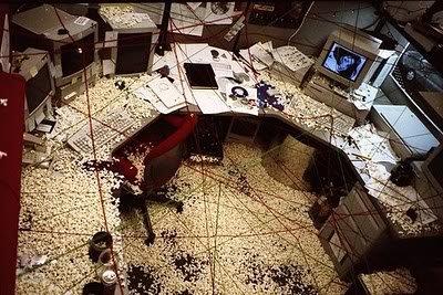pipoca Pegadinhas de escritório