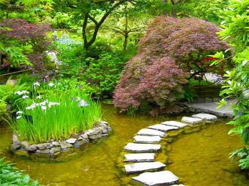 jardim4 O jardim mais bonito do mundo