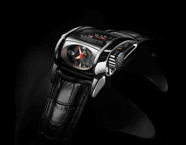 Bugatti Super Sport by Parmigiani 1 Dez relógios estranhos que eu gostaria de ter