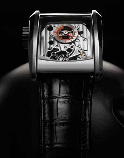 Bugatti Super Sport by Parmigiani 3 Dez relógios estranhos que eu gostaria de ter
