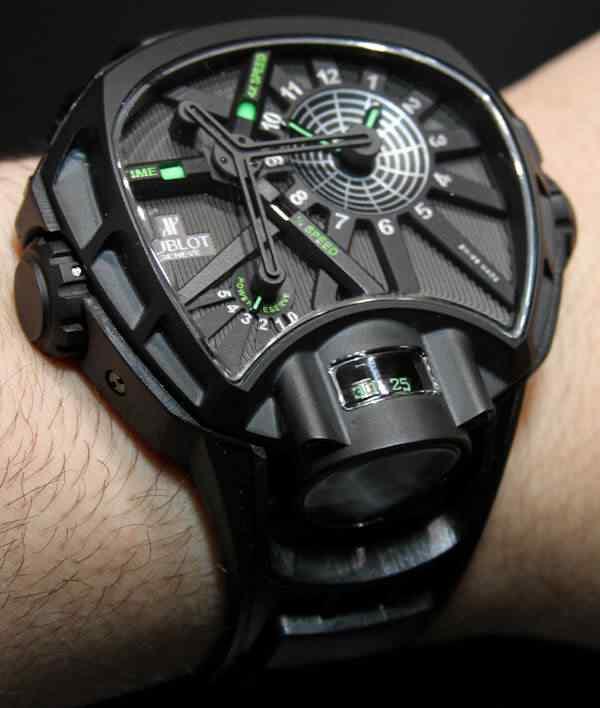 Hublot Cle du Temps 5 Dez relógios estranhos que eu gostaria de ter